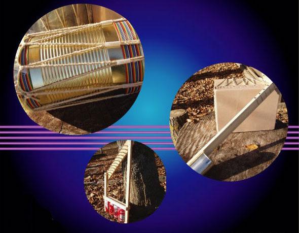 fabriquer un instrument de musique à partir de matériaux de récupération - teresa pasqua